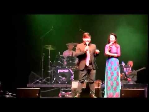 [LIVE ] Gõ Cửa Trái Tim - Quang Lê & Mai Thiên Vân | Calgary, Canada