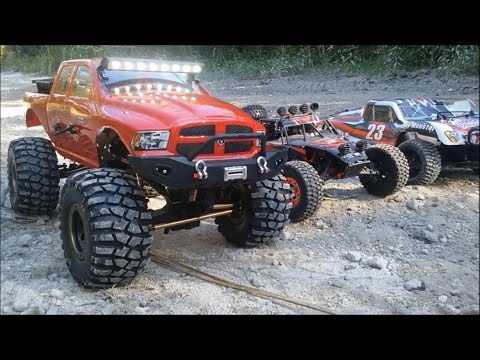 CHEAP RC Truck Challenge!