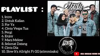 SLOWLY PROJECT FULL ALBUM 2018 | SKA INDONESIA