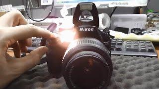 видео Ремонт зеркальных фотоаппаратов