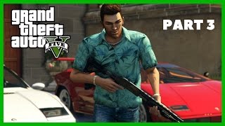 GTA V - Tommy Vercetti In LS PART 3