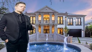 The Miz Real Life Facts 2019, Net Worth, Biography, Income, Car, Home, Family and Interesting Facts,