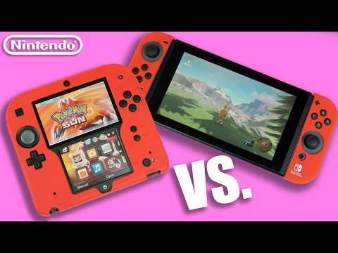 Nintendo 2DS vs. Nintendo Switch: Which is Worth It? | Ask Ray Anything #6