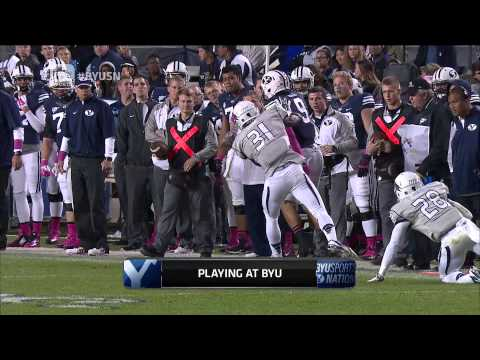 Jordan Leslie on BYUSN 2/18/2015