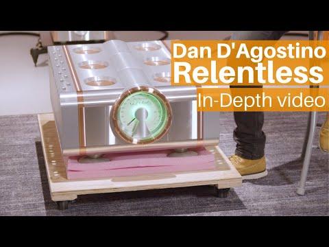 Dan D'Agostino RELENTLESS: