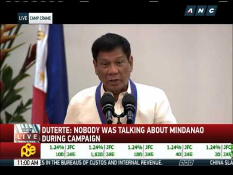 Duterte reveals why FVR wanted him to run