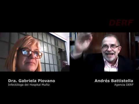 Gabriela Piovano: Las villas pueden terminar siendo una pequeña Italia
