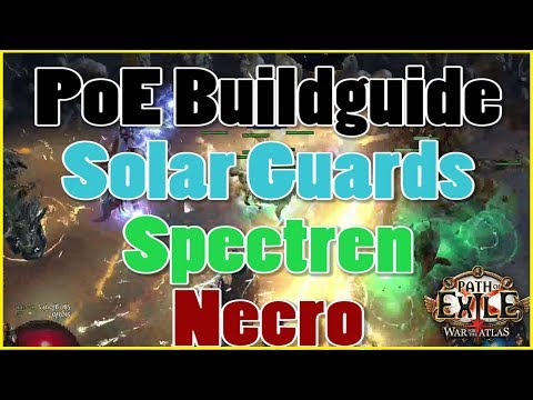 [3.2] Path of Exile Buildguide - Solar Guards Budget/Anfänger [Shaper/Ulab/Guardians][Deutsch]