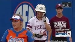 2018 NCAA Softball Super Regionals, Game 3: #2 Florida Gators vs. #15 Texas A&M Aggies