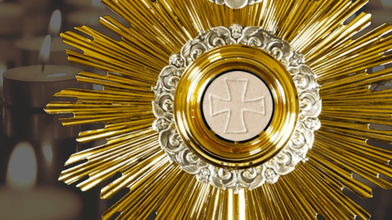 Coronovirus Pandemic: Hour of Eucharistic Adoration