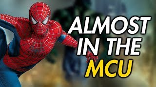 How Tobey Maguire's Spider-Man Was ALMOST In The MCU (The Incredible Hulk Scrapped Cameo)