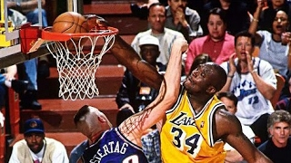 1b11a06204b0 Shaquille O Neal Lakers Mixtape! Hall Of Famer Gets Statue At Staples