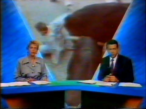 Jornal da Manchete - Rede Manchete (08/07/1991)