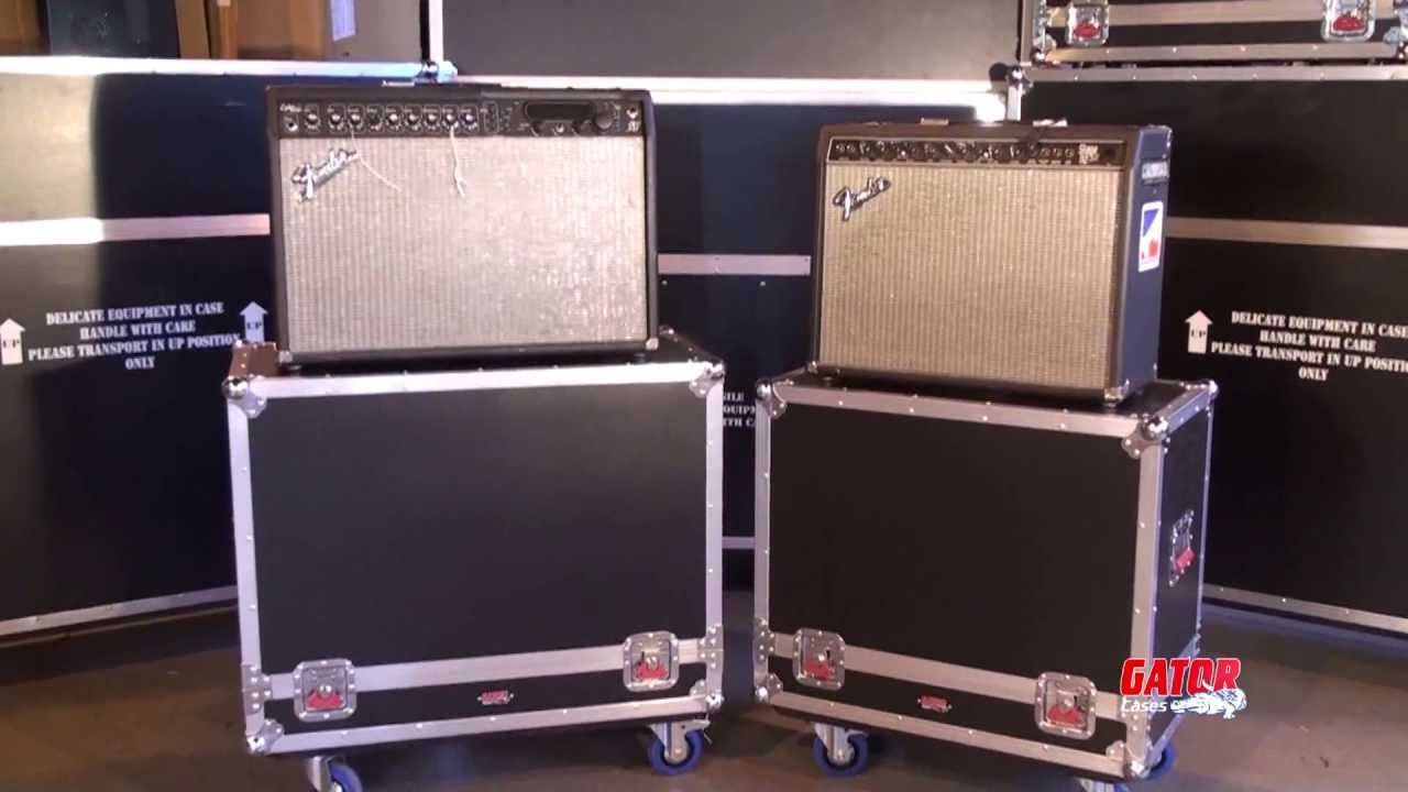 Gator Cases G Tour Guitar Combo Amp Road Cases
