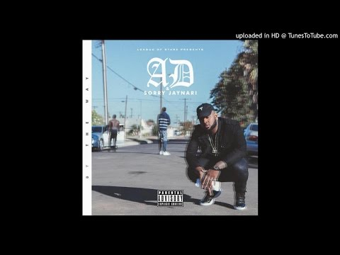 AD - Strapped (Feat. RJ & G Perico) Audio