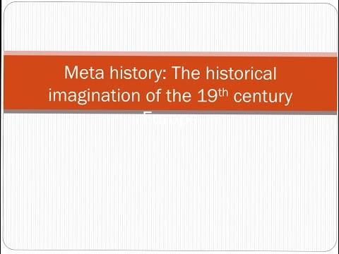 Hayden White's Metahistory