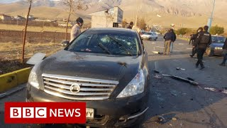 Top Iranian nuclear scientist assassinated - BBC News