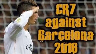 Cristiano Ronaldo Amazing winning Goal vs Barcelona 2016 [HD]