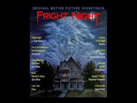 fright night theme youtube