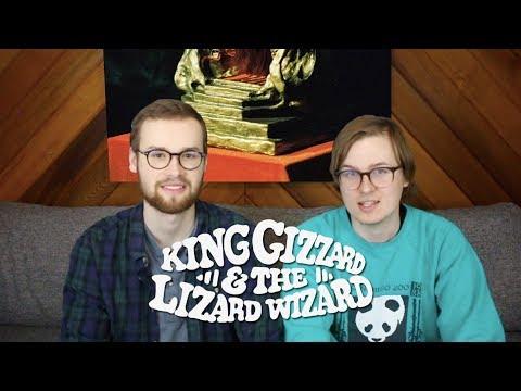 King Gizzard & The Lizard Wizard - Infest the Rats Nest (ALBUM REVIEW)