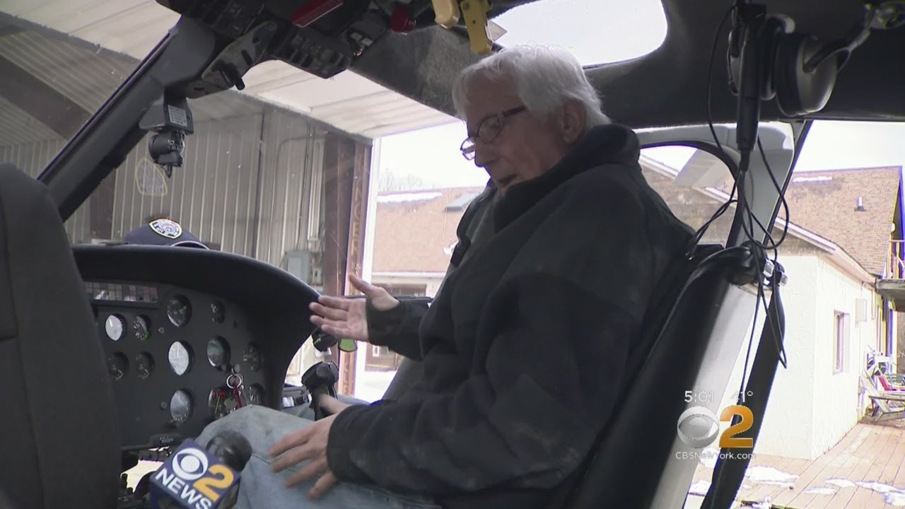 Experienced Pilot Talks Helicopter Safety