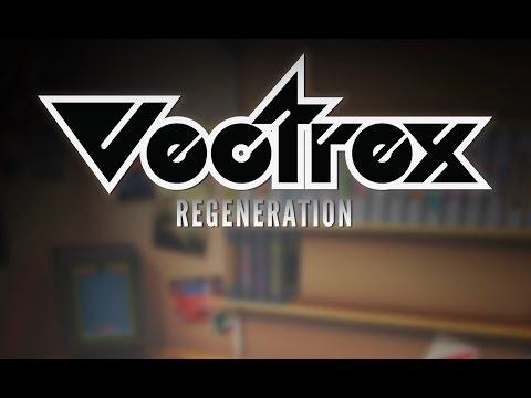 Vectrex Regeneration - Gameplay (ios, ipad)(ENG)