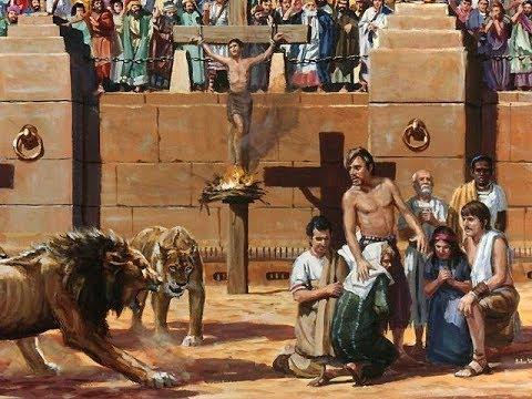 Un alt Isus, o altă Evanghelie aduce PERSECUȚIA