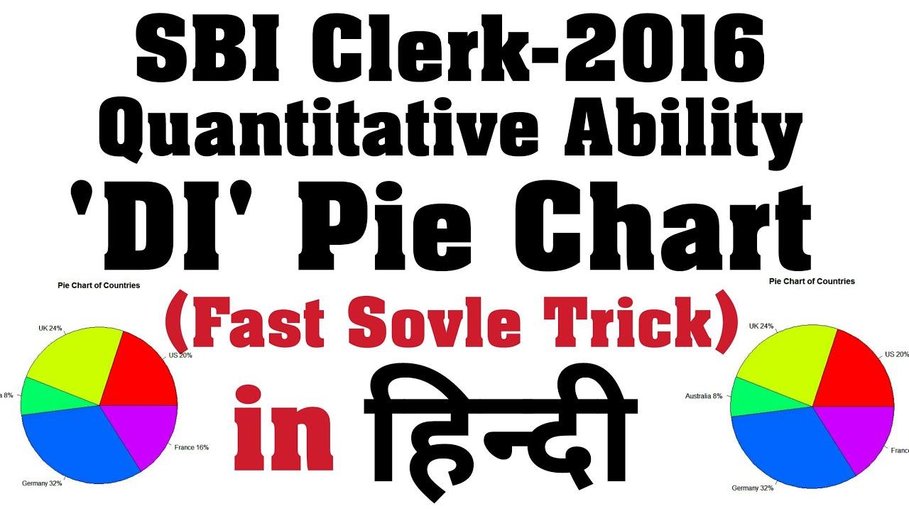 Sbi clerk 2016 di pie chart math fast solve trick in hindi youtube sbi clerk 2016 di pie chart math fast solve trick in hindi nvjuhfo Choice Image