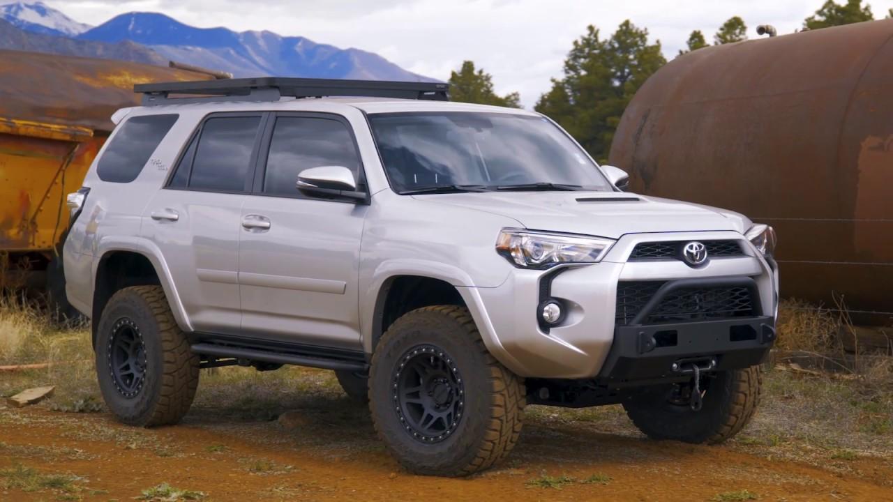 2019 Toyota 4Runner Overland Build by Findlay Toyota Flagstaff
