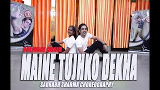 MAINE TUJHKO DEKHA DANCE CHOREOGRAPHY I GOLMAAL AGAIN I EASY STEPS I TUTORIAL I THE RIGHT MOVES