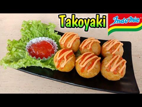 Takoyaki Indomie Youtube