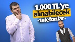 1.000 TL'YE ALINABİLECEK AKILLI TELEFONLAR - Ocak 2019