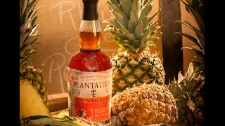 Plantation Pineapple Rum with Alexandre Gabriel