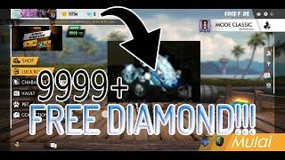 TERBONGKAR!! TRICK DAPAT DIAMOND GRATIS 9999+ [ 2019 WORK ]