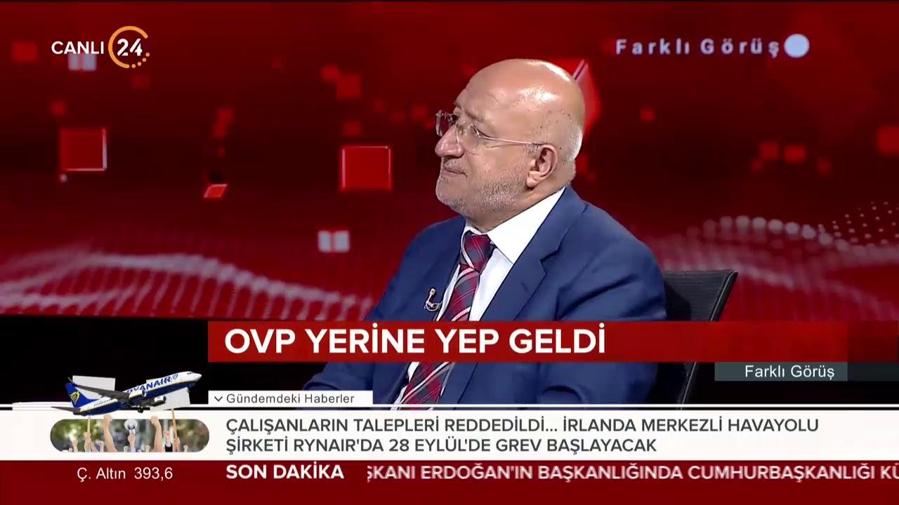 Zeliha Saraç ile Farklı Görüş (20.09.2018)