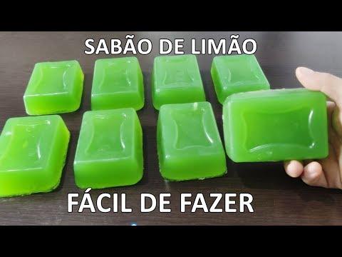 FAÇA SABÃO DE