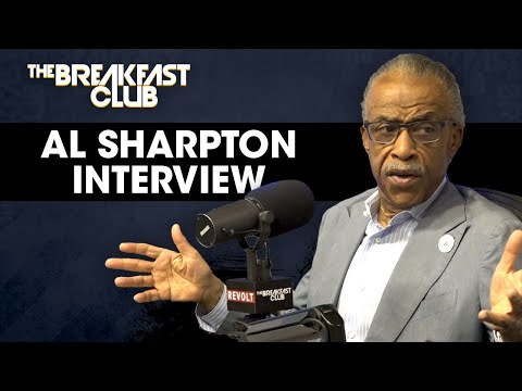 Al Sharpton On The Importance Of Voting + The House Judiciary Committee Hearing On Police Oversight