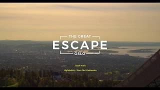 Gambar cover The Great Escape to Oslo | VISIT NORWAY