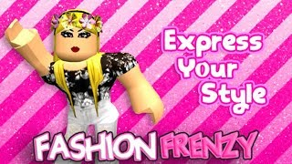 ROBLOX FASHION FRENZY FUN RUNWAY FASHION SHOW JUDGES JUDGES THE BEST OUTFIT