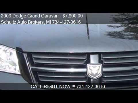 2009 Dodge Grand Caravan for sale in Livonia, MI 48150 at th