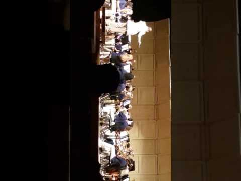Último concierto de 8 grado en Pearl junior High School(1)