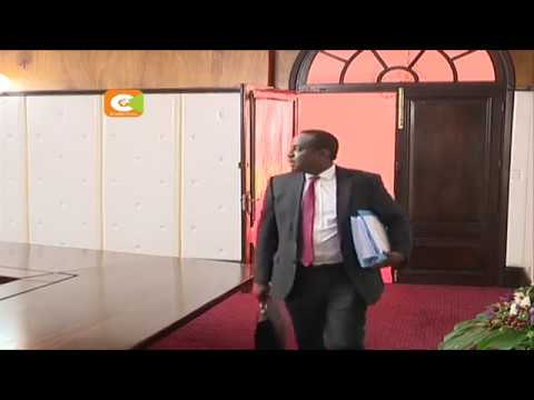 CS Rotich to deliver 2017/18 spending plan on March 30