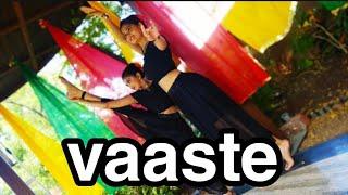 Vaaste Choreography| Dhvani Bhanushali | Radhika Marfatia | Dance video