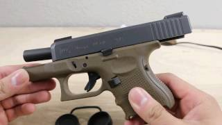 GLOCK 26 MODS FOR CCW