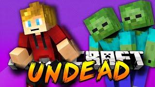 Minecraft Undead Challenge! (Minecraft Undead Hunger Games) w/ Lachlan & Friends