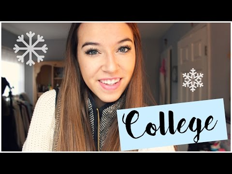 My College Experience: 1st Semester Freshman Year!