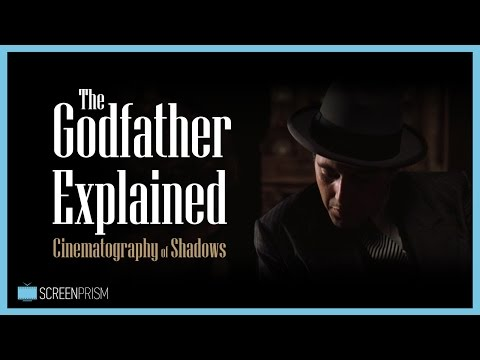 The Godfather Explained: Cinematography of Shadows