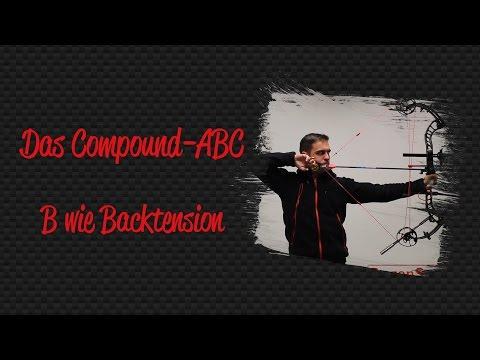 B wie Backtension Release - Das Compound-ABC für Einsteiger