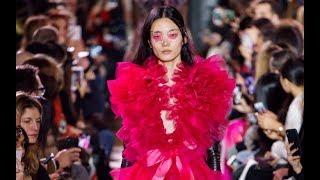 SCHIAPARELLI Haute Couture Spring 2019 Paris - Fashion Channel