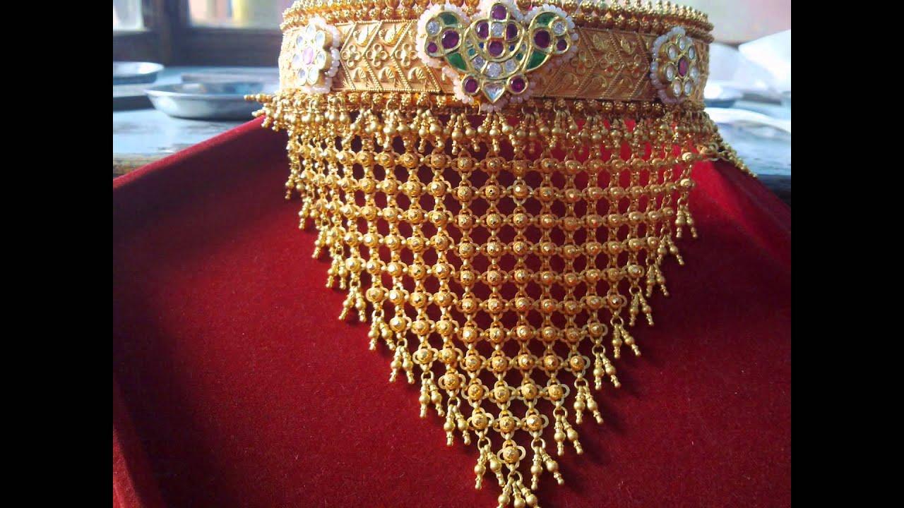kundan jewellery - YouTube